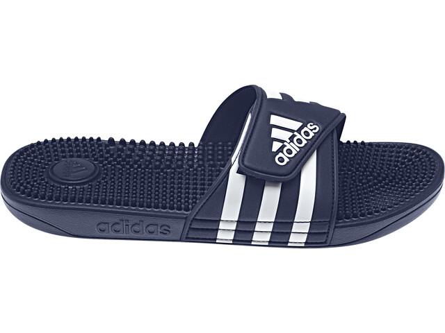 buy popular d0ace a3159 adidas Adissage - Calzado de playa Hombre - azul